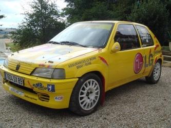 Finale de la Coupe de France des Rallyes au Pays-Basque Dsc02911