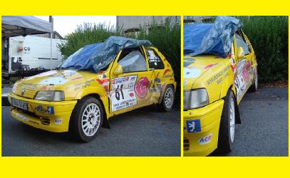Finale de la Coupe de France des Rallyes au Pays-Basque Sortie10