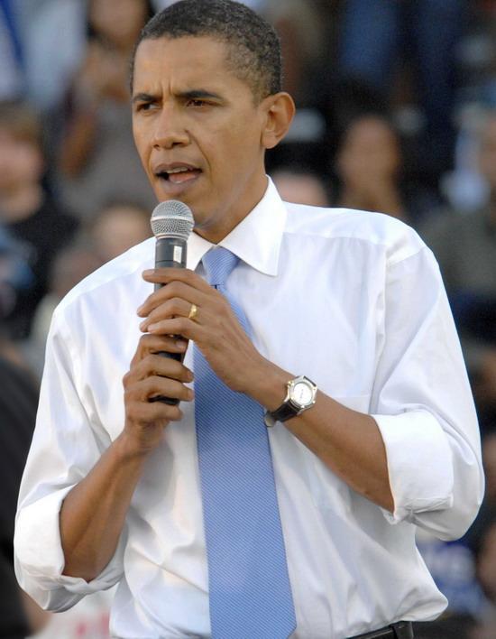 Les montres des Célébrités et des Stars Obamac10