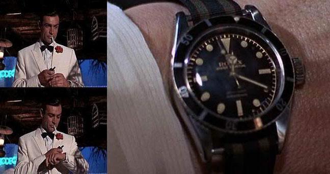 Les montres des Célébrités et des Stars Submar11