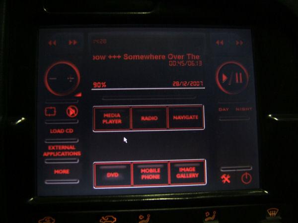"""[Carmédia] Un écran 8"""" pour ma 405 !! Dscf1711"""