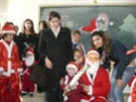 بابا نويل في مدرسة الحرية للارمن الارثوذكس Armenn34