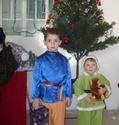 بابا نويل في مدرسة الحرية للارمن الارثوذكس Armenn39