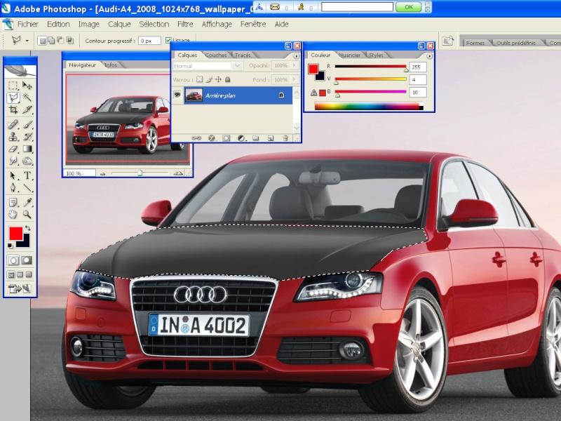 capots carbone Audi-a13