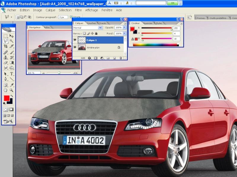 capots carbone Audi-a14