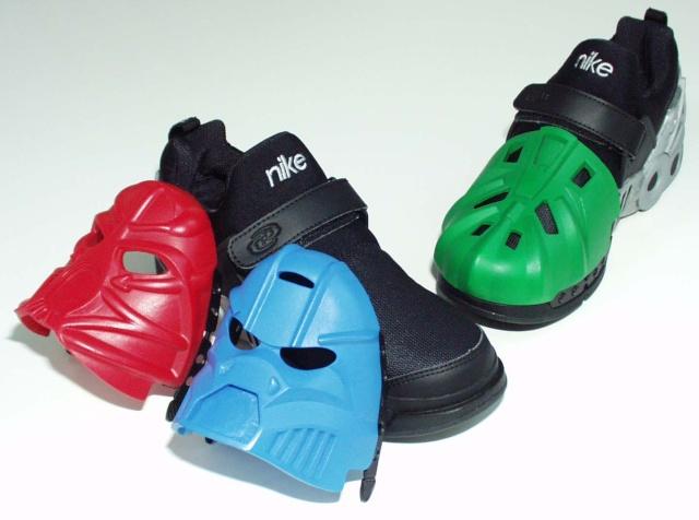 droles de chaussures Nikele10