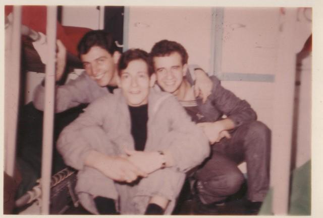 [Opérations diverses] ALBUM du CLEMENCEAU - Pacifique 1968 - Page 2 Ami3-110