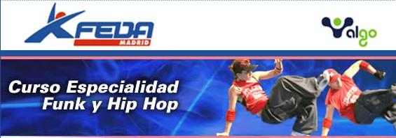 CURSO ESPECIALIDAD FUNK Y HIP HOP (FEDA) Funky112