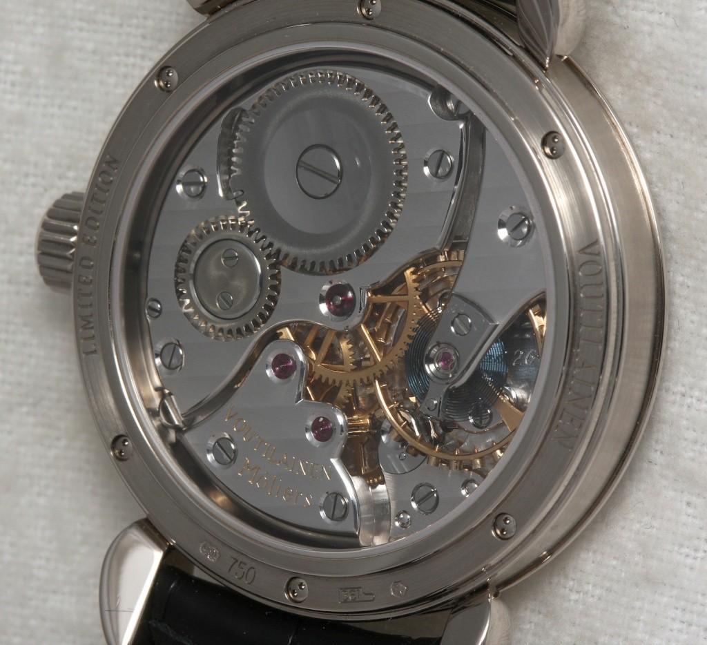 La montre Observatoire de Kari Voutilainen 25084610