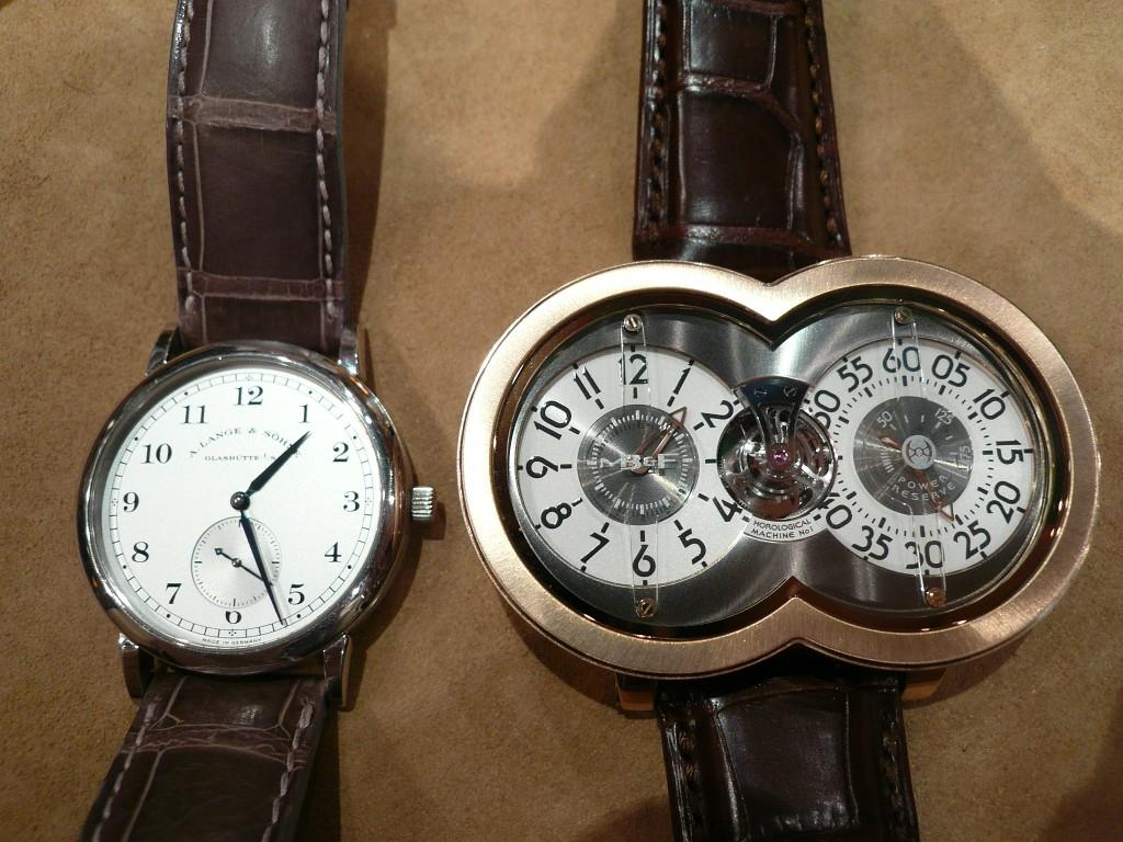 Une montre fascinante : la MB&F Horological Machine n° 1 Decemb21