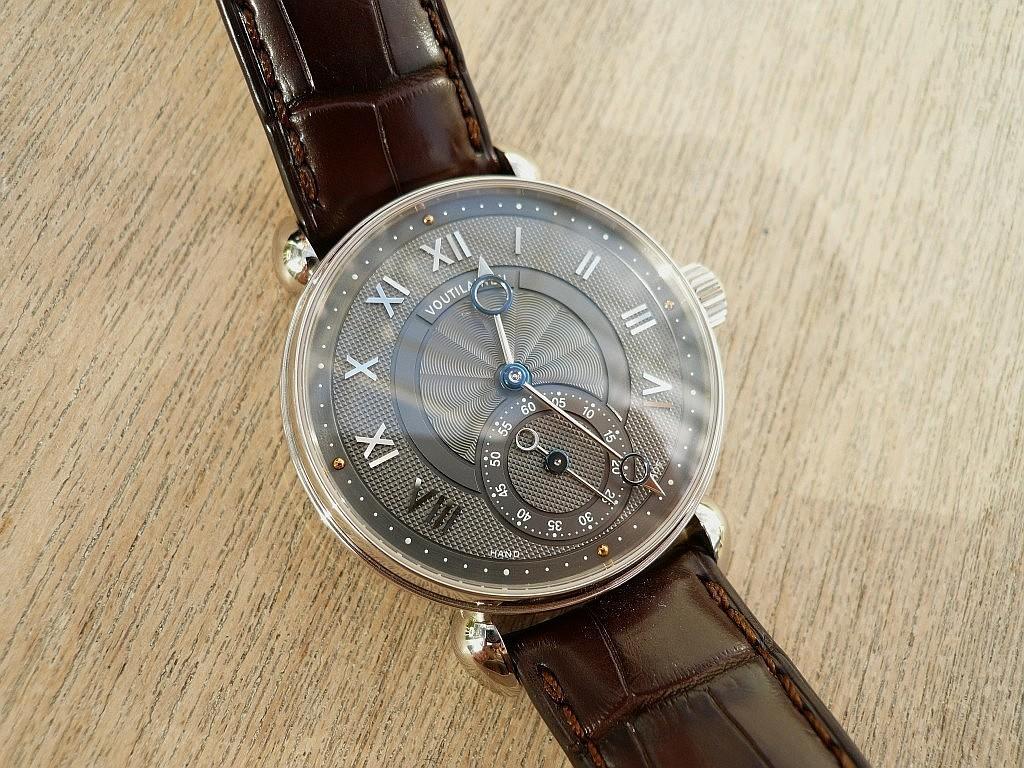 La montre Observatoire de Kari Voutilainen Kv0210