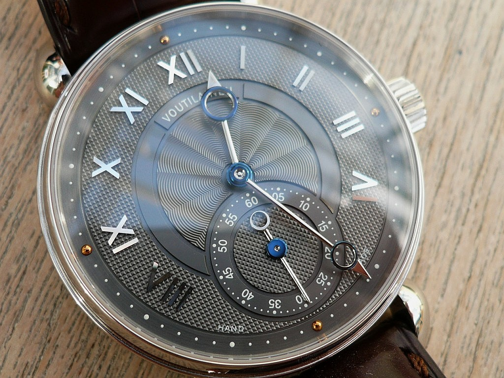La montre Observatoire de Kari Voutilainen Kv0310