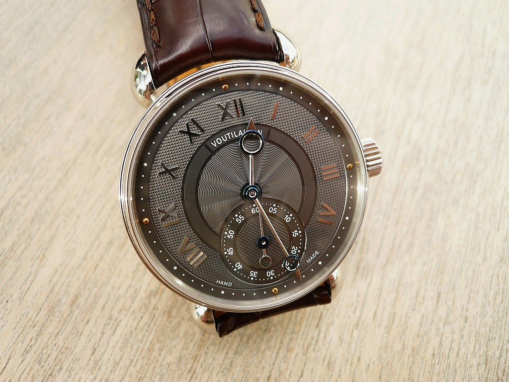 La montre Observatoire de Kari Voutilainen Kv0410