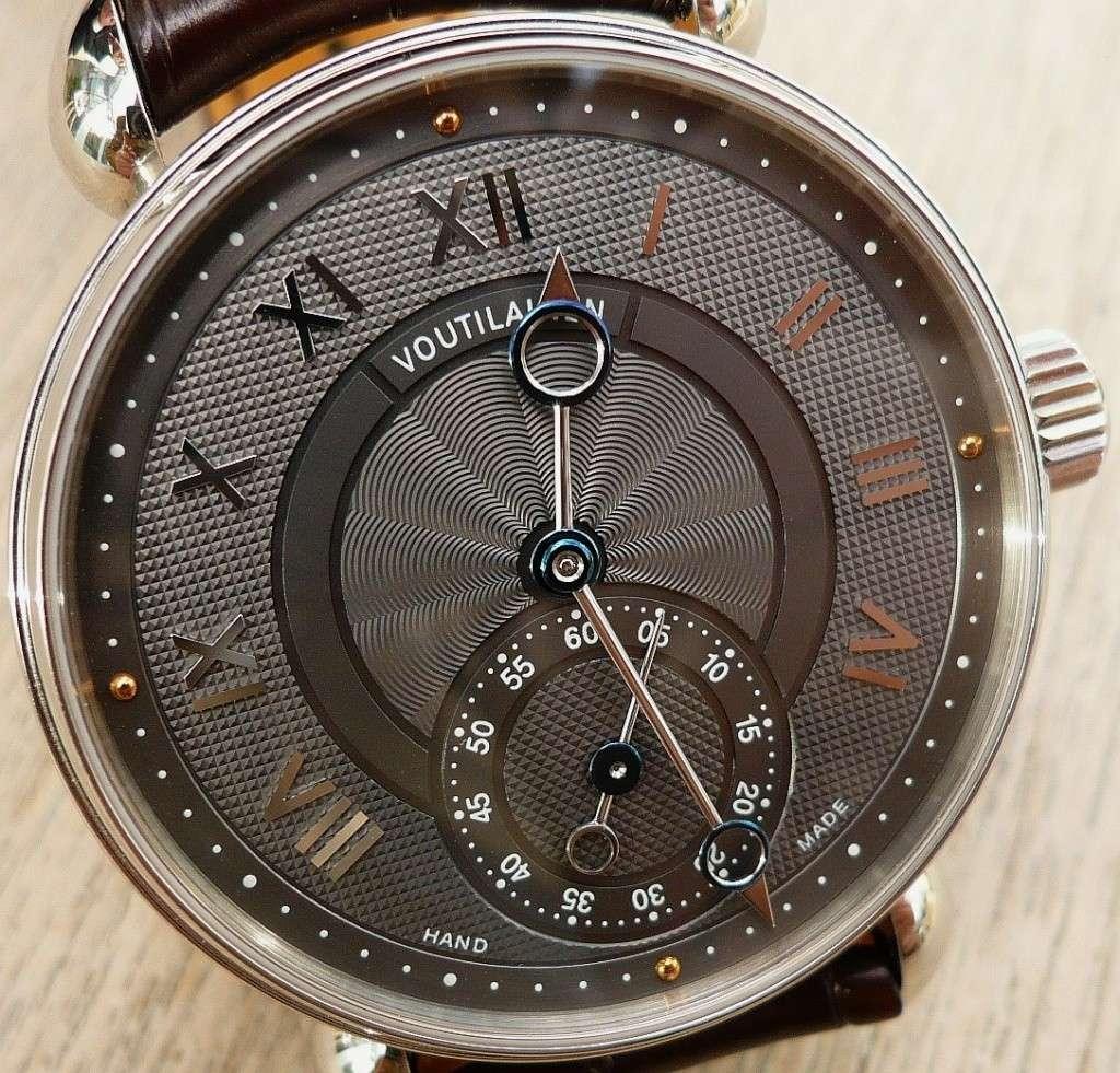 La montre Observatoire de Kari Voutilainen Kv0510