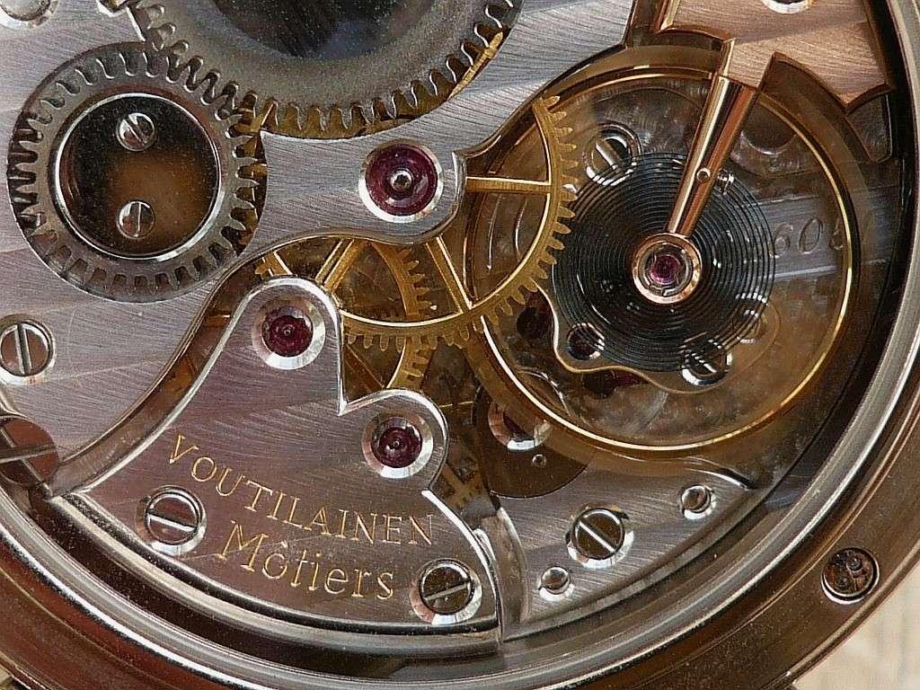 La montre Observatoire de Kari Voutilainen Kv0810
