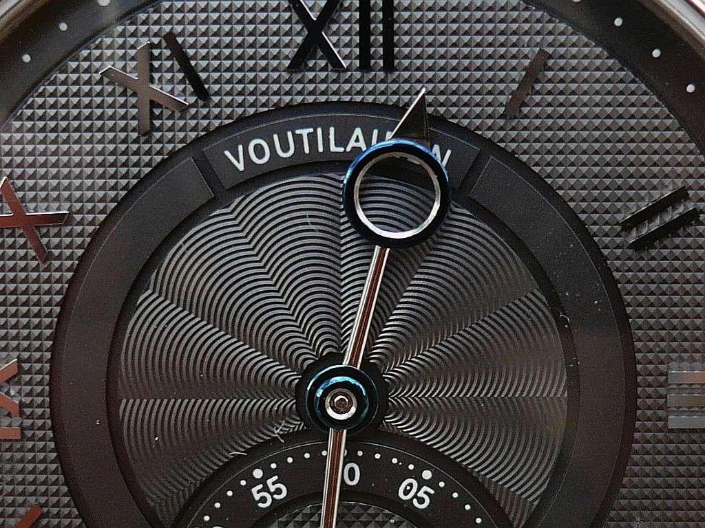 La montre Observatoire de Kari Voutilainen Kv0910
