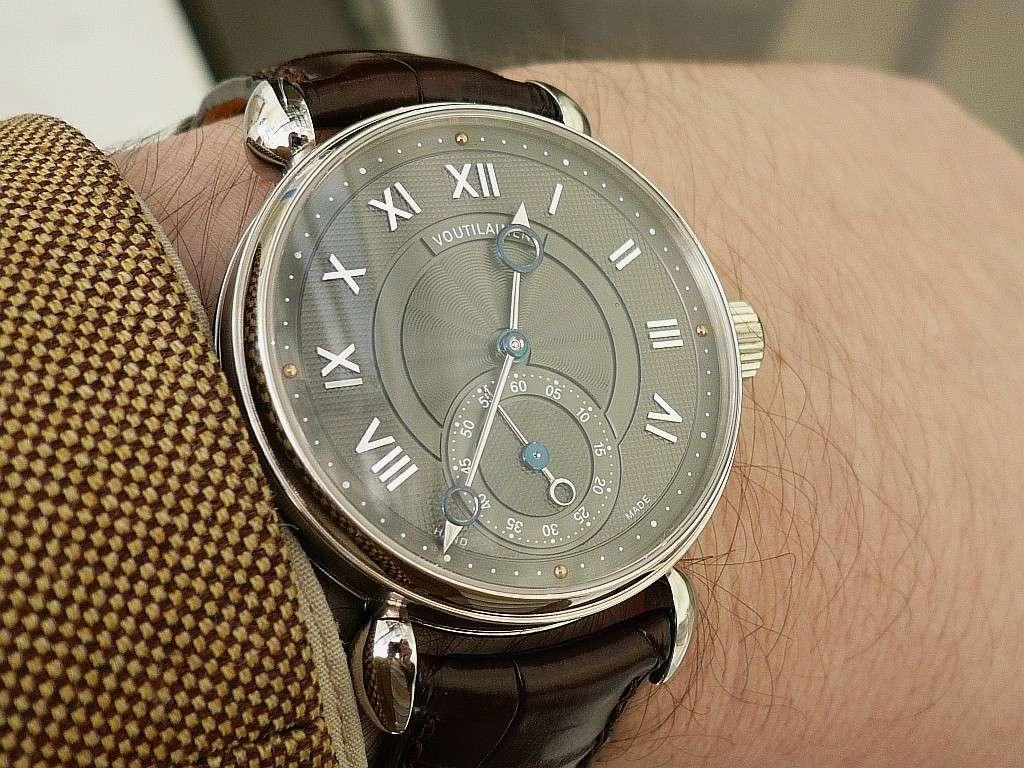 La montre Observatoire de Kari Voutilainen Kv1210
