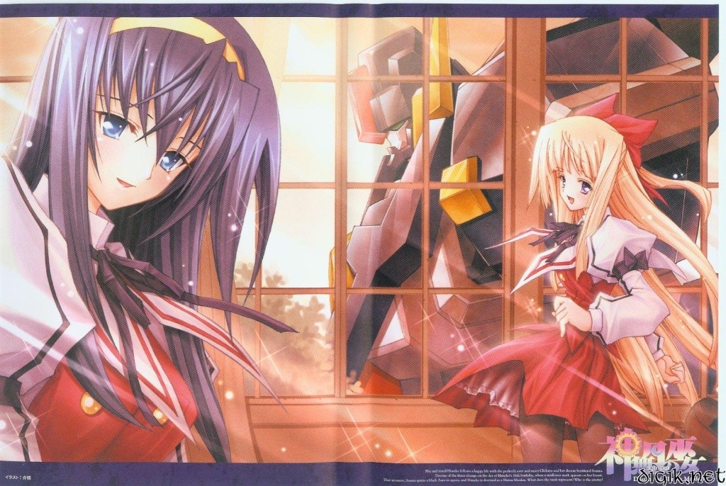 Mundo anime Kannad10
