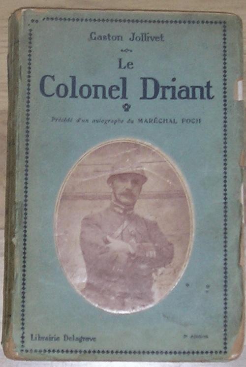 LT/C Colonel DRIANT Livre10