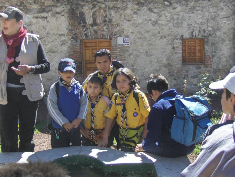 Excursion Desierto de los Leones Hpim2712