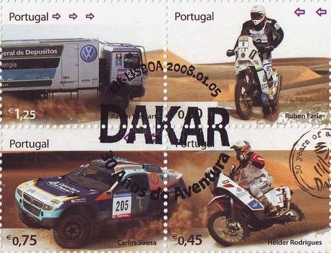 Rally Paris-Dakkar Rally10