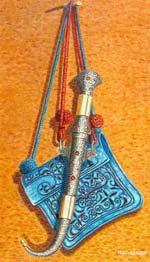 Tresors Amazigh, bijoux costumes mode Berbère - Page 3 Poigna10