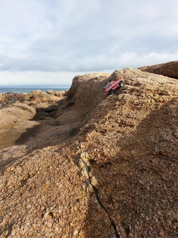 Spots scale et crawler dans le nord Cotentin (50) dans la Manche en Normandie 20200129