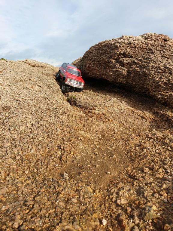 Spots scale et crawler dans le nord Cotentin (50) dans la Manche en Normandie 20200131