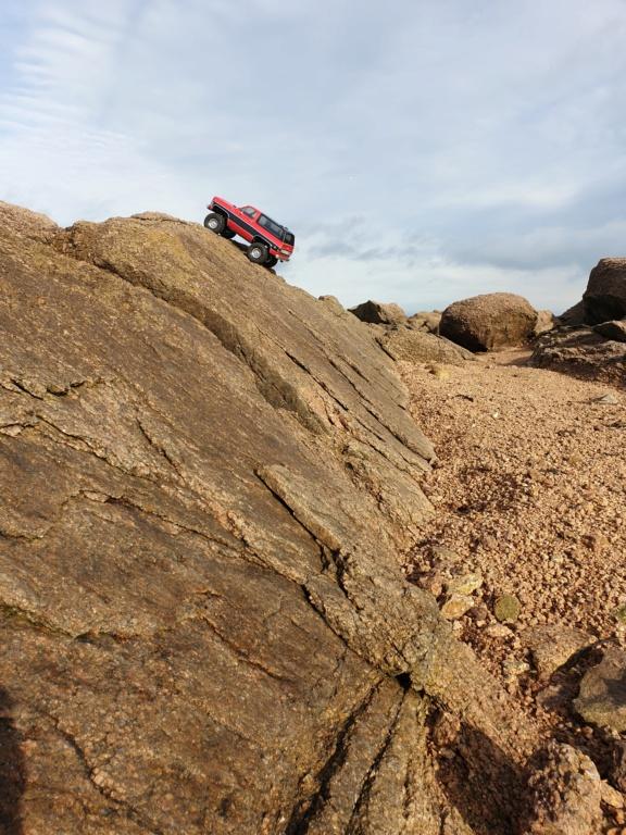 Spots scale et crawler dans le nord Cotentin (50) dans la Manche en Normandie 20200132