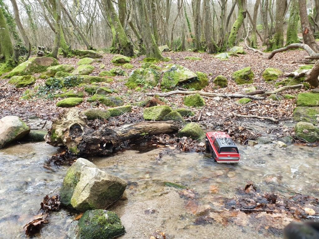 Spots scale et crawler dans le nord Cotentin (50) dans la Manche en Normandie 20200228