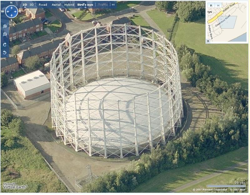 Une antenne ? Newcastle, Angleterre, Europe [C'est quoi ?] Captur15