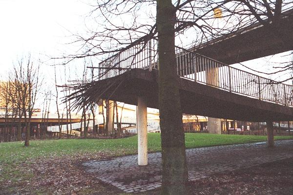Pont pour rien, Glasgow, Ecosse, Europe M8_a1410