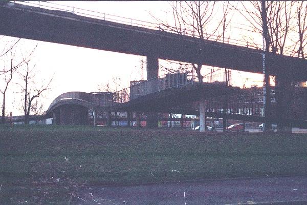 Pont pour rien, Glasgow, Ecosse, Europe M8_a1510