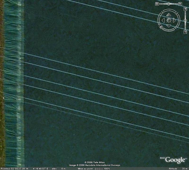 Les objets familiers vus sur Google Earth : écrous - tapis - planche... & caetera Tapis10