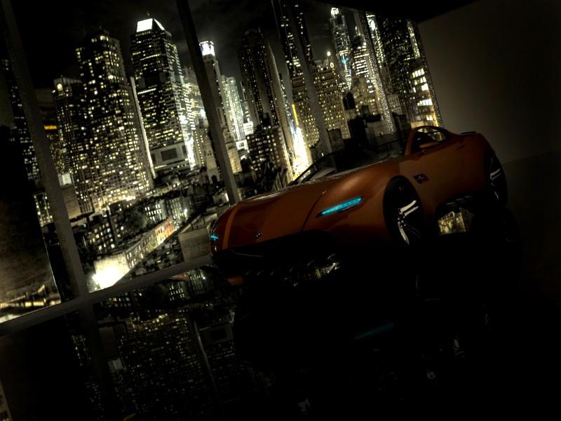 CG Concept : BMW Mystery Car Ren10