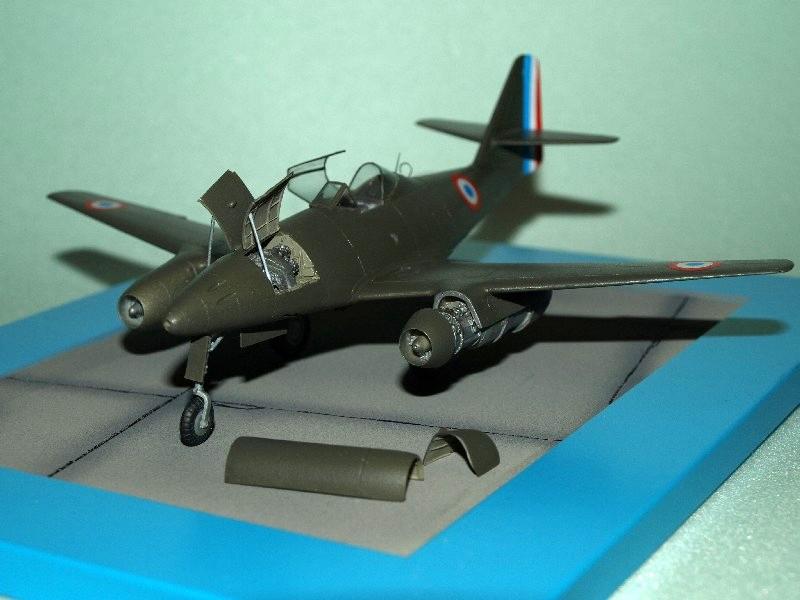Me 262 A-1a, CEV Bretigny [Revell+CMK] 1/72 P1017210