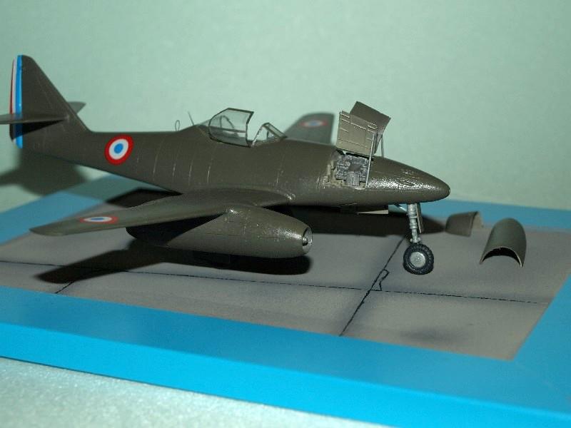 Me 262 A-1a, CEV Bretigny [Revell+CMK] 1/72 P1017211