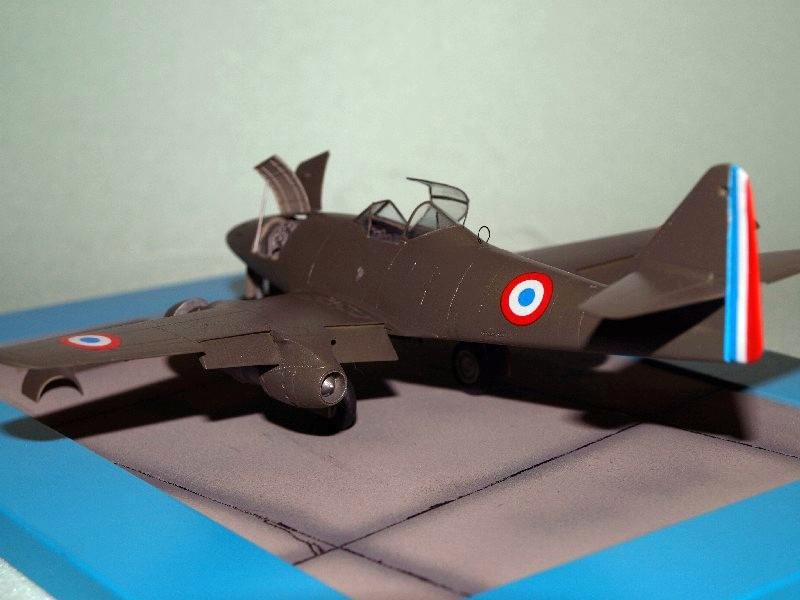 Me 262 A-1a, CEV Bretigny [Revell+CMK] 1/72 P1017213