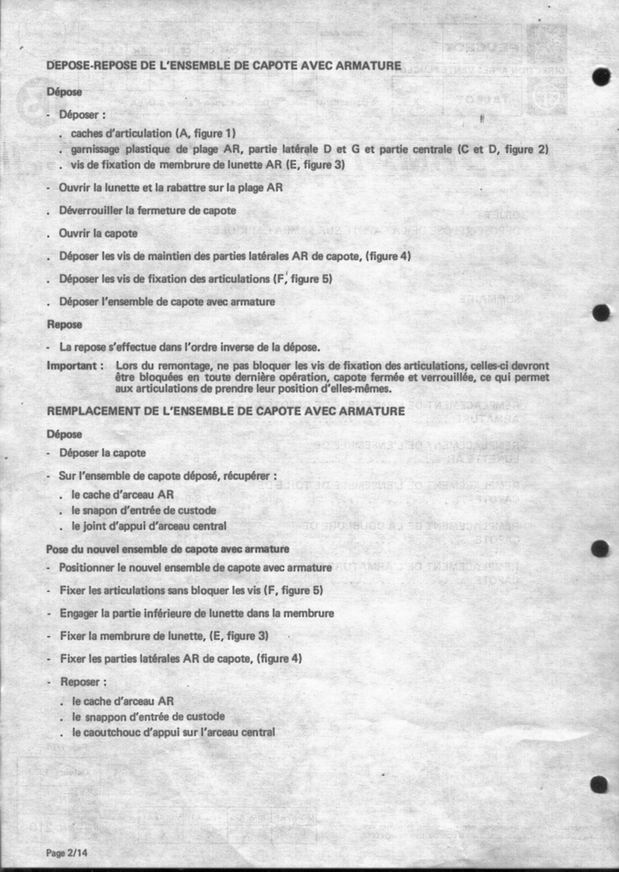 Doc Talbot : Montage/ Démontage Capote Resize11