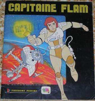 Les jouets CAPITAINE FLAM - Captain Future - Futuro  Capita10