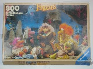 Les puzzles 80's de D.A, séries ou de  gamme de jouets.... Fraggl10