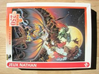 Les puzzles 80's de D.A, séries ou de  gamme de jouets.... Gargoy10