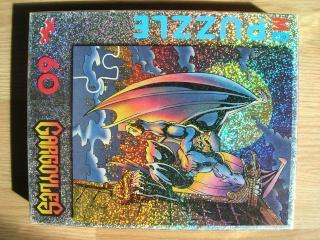 Les puzzles 80's de D.A, séries ou de  gamme de jouets.... Gargoy11