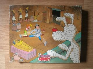 Les puzzles 80's de D.A, séries ou de  gamme de jouets.... Inspec10