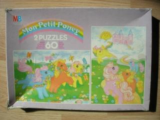 Les puzzles 80's de D.A, séries ou de  gamme de jouets.... Mlp10