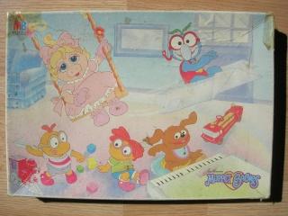 Les puzzles 80's de D.A, séries ou de  gamme de jouets.... Muppet10