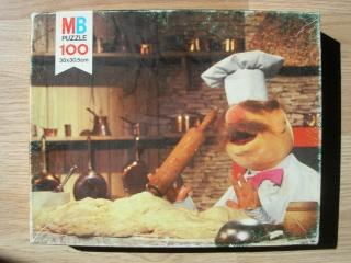 Les puzzles 80's de D.A, séries ou de  gamme de jouets.... Muppet11