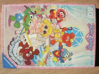 Les puzzles 80's de D.A, séries ou de  gamme de jouets.... Muppet12