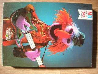 Les puzzles 80's de D.A, séries ou de  gamme de jouets.... Muppet13