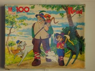 Les puzzles 80's de D.A, séries ou de  gamme de jouets.... Remi_110